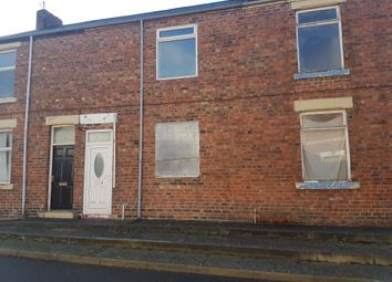 Thumbnail 2 bed terraced house for sale in Edward Street, Eldon Lane, Bishop Auckland