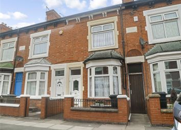 Thumbnail 3 bed terraced house for sale in Moira Street, Leicester