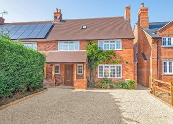 5 bed semi-detached house for sale in The Street, Swallowfield, Reading RG7