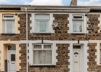 Thumbnail 3 bed terraced house for sale in Llewelyn Street, Pontypridd, Rhondda Cynon Taff