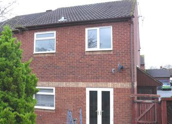 Thumbnail 1 bed terraced house to rent in Larkspur Close, Thornbury, Thornbury, South Gloucestershire