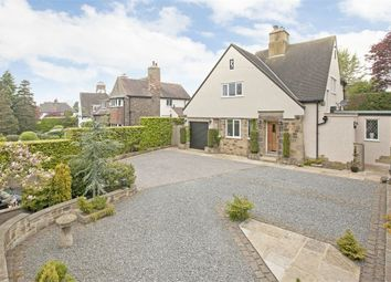 Thumbnail 3 bed detached house for sale in Norbury, 112 Ilkley Road, Manor Park, Manor Park, Burley In Wharfedale