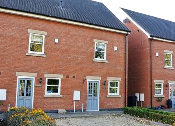 Thumbnail 3 bed town house to rent in Oakhurst Court, Shenstone, Lichfield