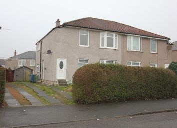 Thumbnail 3 bed flat to rent in Croftfoot, Castlemilk Road