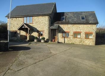 Thumbnail 4 bedroom detached house to rent in Shute, Axminster