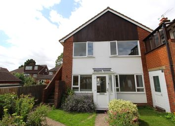 Thumbnail 2 bed maisonette to rent in Manor Lodge, Manor Road, Guildford
