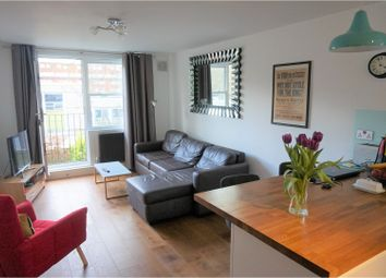 Thumbnail 1 bedroom flat for sale in Somers Close, London