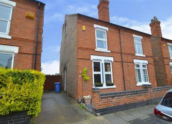 Thumbnail 3 bed semi-detached house for sale in Wellington Street, Long Eaton, Nottingham
