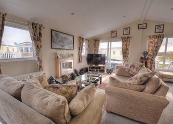 Thumbnail 2 bed mobile/park home for sale in Farm Fileds, Skipsea, Driffield