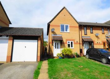 Thumbnail 2 bed end terrace house for sale in Mallard Drive, Woodford Halse, Northamptonshire