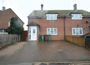 Thumbnail 3 bed semi-detached house for sale in Prospect Place, Wing, Leighton Buzzard