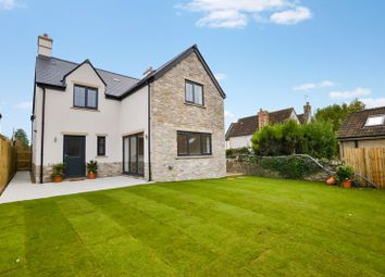 Thumbnail 4 bedroom detached house for sale in Chapel View, Chapel View, The Down, Alveston