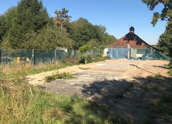 Thumbnail Land for sale in Old Orchard Lodge, Park Lane, Harefield, Uxbridge, Middlesex