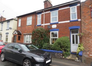 Thumbnail 3 bed terraced house for sale in Ingestre Road, Stafford