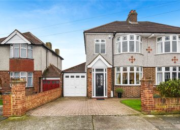 Thumbnail 3 bed semi-detached house for sale in Horsham Road, Bexleyheath