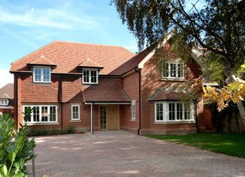 Thumbnail 4 bed detached house for sale in Alderson Court, Ascot, Berkshire