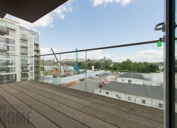 Thumbnail 1 bed flat for sale in Faulkner House, Fulham Reach, Fulham, London