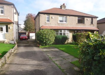 Thumbnail 3 bed semi-detached house for sale in Royds Hall Lane, Bradford