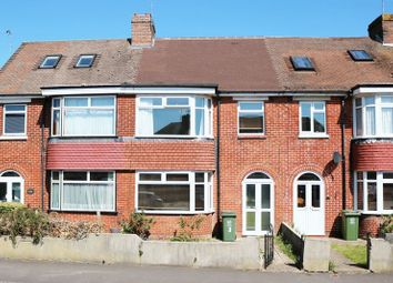 Thumbnail 3 bedroom terraced house for sale in Grove Road, Drayton, Portsmouth
