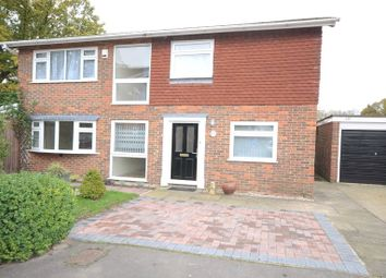 Thumbnail 4 bed detached house for sale in Addington Close, Windsor, Berkshire