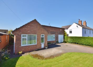 Thumbnail 3 bed detached bungalow for sale in Mill Gate, East Bridgford