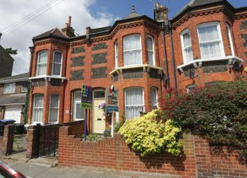 Thumbnail 3 bed terraced house for sale in Ellington Road, Ramsgate