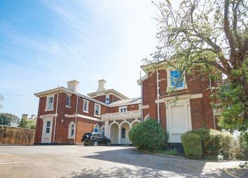 Thumbnail 2 bed flat for sale in Fairpark Road, St. Leonards, Exeter