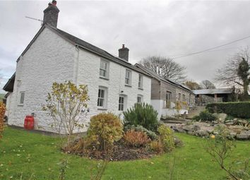 Thumbnail 3 bed detached house for sale in Llandre, Bow Street, Ceredigion