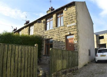 Thumbnail 2 bed terraced house to rent in Smithville, Riddlesden, Keighley, West Yorkshire