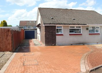 Thumbnail 2 bed semi-detached bungalow for sale in Moidart Gardens, Kirkintilloch
