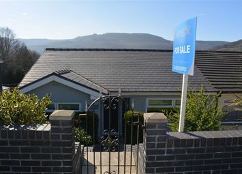 Thumbnail 3 bed semi-detached bungalow for sale in Well Place, Aberdare, Rhondda Cynon Taff