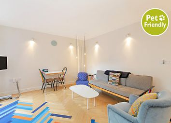 Thumbnail 1 bed flat to rent in Basing Street, London