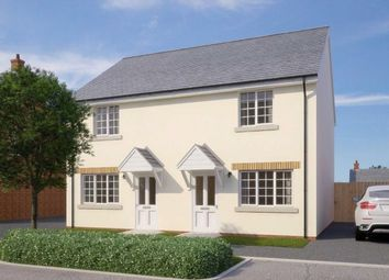 Thumbnail 2 bed semi-detached house for sale in Uplands Terrace, Holsworthy