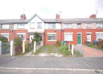Thumbnail 3 bedroom terraced house to rent in Oxford Road, Fleetwood