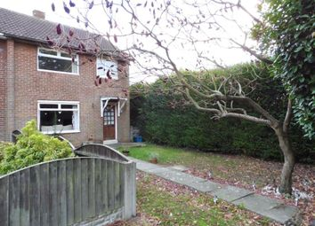 Thumbnail 3 bed end terrace house for sale in Vicarage Road, Mickleover, Derby