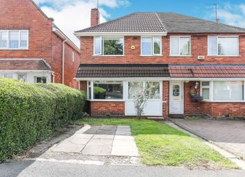 3 bed semi-detached house for sale in Smalldale Road, Great Barr, Birmingham B42