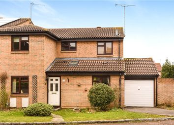 Thumbnail 3 bed semi-detached house for sale in Swift Close, Wokingham, Berkshire
