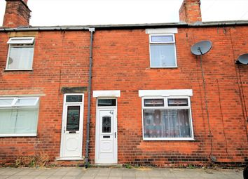 Thumbnail 2 bed terraced house for sale in Hall Street, Mansfield