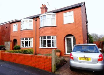 Thumbnail 3 bed semi-detached house for sale in Maple Avenue, Macclesfield