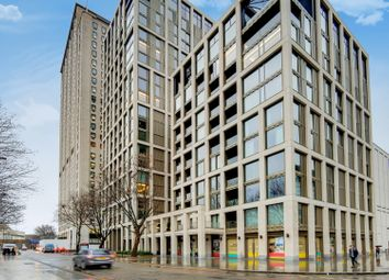 Thumbnail 3 bed flat for sale in Southbank Place, London