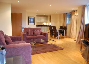 Thumbnail 1 bed flat to rent in Lime House Court, Wharf Lane
