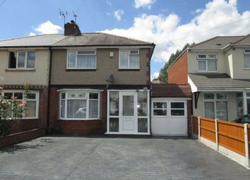 Thumbnail 3 bedroom semi-detached house for sale in Bunkers Hill Lane, Bilston