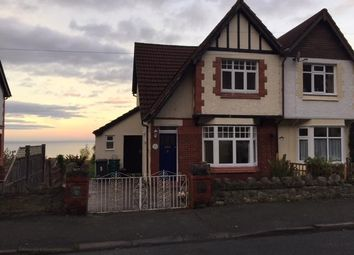 Thumbnail 2 bed semi-detached house to rent in Seafield Road, Colwyn Bay, Conwy