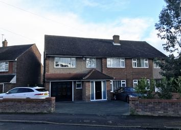 Thumbnail 5 bedroom semi-detached house for sale in Cuffley Hill, Waltham Cross, Hertfordshire