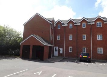 Thumbnail 2 bed flat for sale in Medway Court, St. Helens, Merseyside