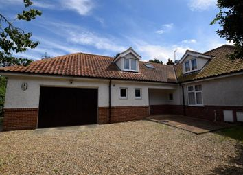 Thumbnail 5 bedroom detached bungalow for sale in Fearns Close, Cromer