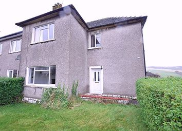 Thumbnail 3 bed end terrace house for sale in Gleniffer View, Glasgow