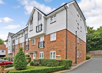 Thumbnail 2 bed flat for sale in Tilling Close, Maidstone, Kent