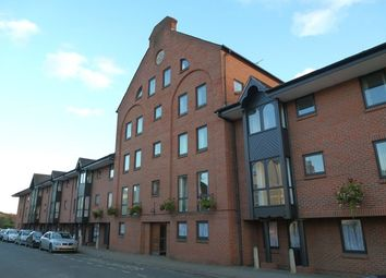 Thumbnail 1 bedroom flat to rent in The Maltings, Station Street, Tewkesbury