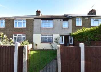 Thumbnail 3 bed terraced house for sale in St Johns Road, Stone, Dartford, Kent